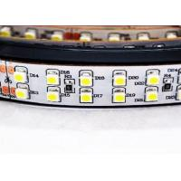 China IP65 Color - changing Flexible Waterproof LED Strip Lights 24V For Canopy , Corridor wholesale