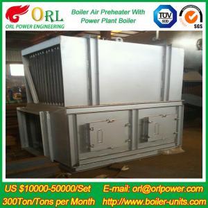Buy cheap Preheater de ar APH do vapor da caldeira da planta para a indústria química de óleo de petróleo from wholesalers