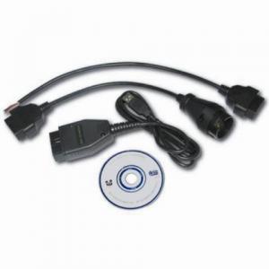 China EDC16 ECU Flasher reading/writing over diagnostic socket  wholesale