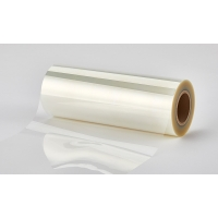 China Low Haze Raw Translucent Polyester Film Transparent Particle Free wholesale