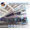 China Capacidade 1500kg pelo racking da pálete da canela para centros de distribuição logísticos wholesale