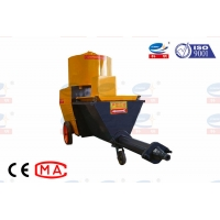 China 60m Height Spraying Machine Refractory Plastering Equipment With Accelerator Agent Pump wholesale