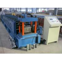 China Computer Control C Purlin Roll Forming Machine 11kw Low Noise High Efficiency on sale