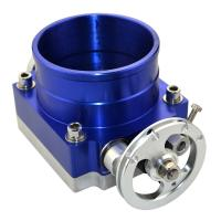 China UNIVERSAL HIGH FLOW INTAKE 90MM THROTTLE BODY on sale