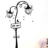 Light  Wall Sticker