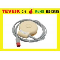 China M2734B TOCO Fetal Monitor Transducer 8 Pin Gray Cable For HP Avalon FM20 on sale