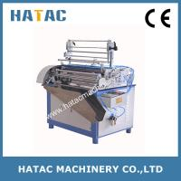 China Cosmetic Paper Core Labeling Machine,ATM Paper Core Labeling Machine,Paper Can Making Machine wholesale
