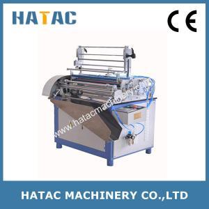 China High Speed Bond Paper Core Labeling Machinery,ATM Paper Core Making Machine,Paper Can Making Machine wholesale