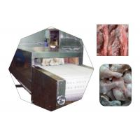 China Conveyor Belt Meat Thawing Machine wholesale