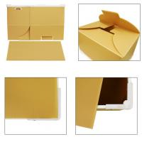 China Folding / Collapsible PP Plastic Corrugated Boxes For Moving / Packing / Storage wholesale