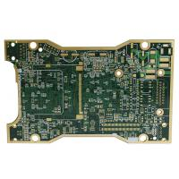 China Single Panel Green Color TG170 Multilayer PCB Board ENIG Surface Treatment wholesale