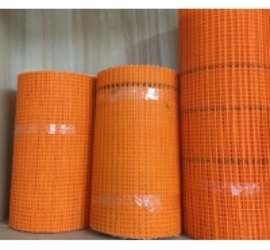 China 2.5*2.5mm Interior Wall Fiberglass Reinforcement Mesh Plaster Mesh wholesale