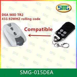 China SMG-015DEA 433.92 MHz 2-Channel Dea Mio Tr2 Remote Control Transmitter Rolling code wholesale