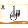 China Máquina portátil de la marca del laser de la fibra del ODM 20W del OEM para el código de barras/el número de serie wholesale