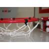 China Unbreakable Adjustable Basketball Hoop , Breakaway Rim Office Basketball Hoop wholesale