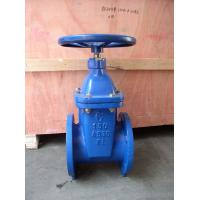 China Anti Corrosion Through Conduit Slab Gate Valve Pneumatic Operated Water Supply wholesale
