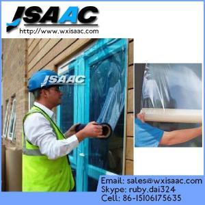 China Polythene glass protective film wholesale