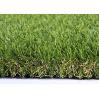 PE Decorative Synthetic Artificial Grass Lead Free 30MM For Window Display