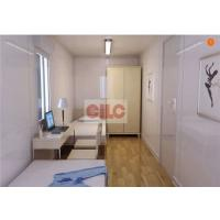 China Portable Prefabricated Accommodation Prefabricated Modular Buildings With Kitchen wholesale