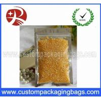 China Re Sealable Plastic Ziplock Bags Food Packing Eco-Friendly for stationery on sale