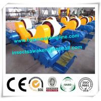 China 80T PU Welding Rotator For Pipe Engineering , Welding Turning Rolls With PU Wheel wholesale
