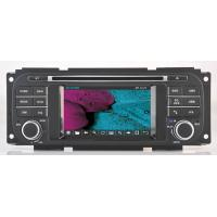 China PT Cruiser Radio Chrysler DVD Player 2001 - 2006 HD Digital Multi Touch Capacitive Screen wholesale