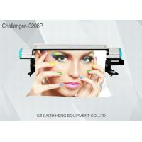 China Inkjet Large Format Solvent Printer Industrial Digital Printing Machines For Textiles Challenger 3208P wholesale