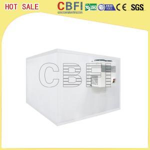 Buy cheap Unités faciles d'entreposage au froid d'installation avec le condensateur de refroidissement à l'air épaisseur de 50mm - de 200mm from wholesalers