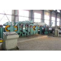 Dry Type Tension Leveling Line , Carbon Steel Tension Leveler Line 180 m/min