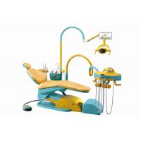FDA,CE, ISO marked Kids Dental unit with ceramic spittoon