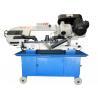 China High Effeciency Horizontal Manual Clamping Metal Cutting Band Saw Machine wholesale