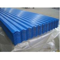 China Hot Roll SteelWall Panels Galvanised Color Coated Steel Sheet With Polyester Varnish wholesale