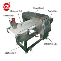 China Cake Meat Fish Metal Detector Machines , Metal Detector For Food Factory on sale