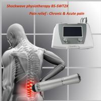 China 190mJ Energy Calcifying Tendinitis of the Shoulder treatment shockwave therapy machine wholesale