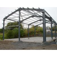 China Light Structural Steel Framing Systems For Industrial Steel Buildings, Warehouse Building wholesale