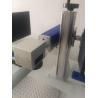 China máquinas de la marca del laser de la fibra del handtype para la cáscara del teléfono después de la marca del alfabeto inglés wholesale