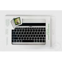 China Portable Aluminum Alloy Mobile Wireless Bluetooth Keyboard For iPad2 wholesale