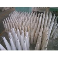China Wear resistance high alumina ceramic cone tube on sale