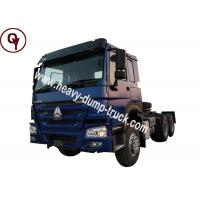 China Manual Transmission Tractor Head Truck International 336HP Horse Power Model on sale