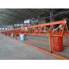China Horizontal Polyurethane Long sponge Carrier Foam Crane Unit (50 Meters) wholesale