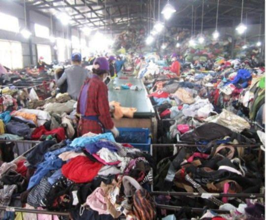 Quality Summer Used Clothing, Second Hand Clothes In Bales for sale