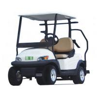 China 3.7 Kw Motor Power 4 Wheel Drive Mobility Scooter White Electric Golf Car wholesale
