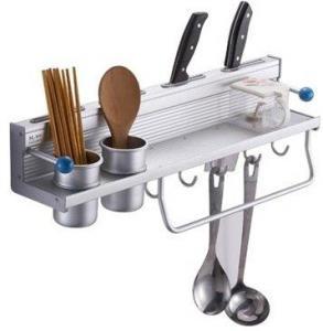 China Aerospace Aluminium Multifunction Kitchen Rack MO-KR005C wholesale