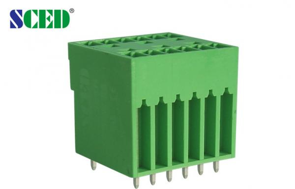 Quality 2 Pin Plug In Terminal Blocks Connector Male Sockets 3.81mm Pitch for sale