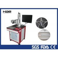 China 5 Watt 7 Watt 532nm Green Laser Marking Machine / Solution For Automobile Engraving wholesale