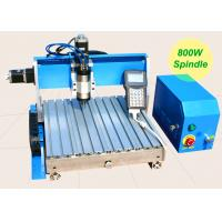 Buy cheap Metal Signage V Grooving Machine 3040 Cnc Router Mini Engraving Machine from wholesalers
