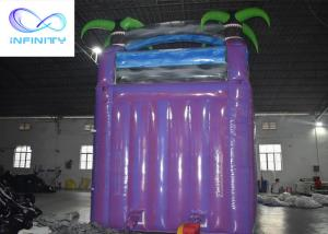 China 2021 Commercial Kids Jumping jungle slide Inflatable Water Slide For sale wholesale