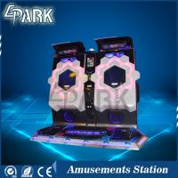 China Entertainment Interactive Shock Sound Cube Arcade Dance Machine Coin Operated wholesale