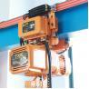 China Lifting Equipment 1 Ton Electric Hoist / Fixed Suspension Electric Lifting Hoist wholesale