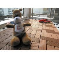 China DIY wood decking 30cm*30cm wholesale